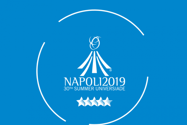 Universiade 2019 - Napoli