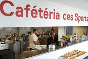 Cafétéria du Centre Sport et Santé
